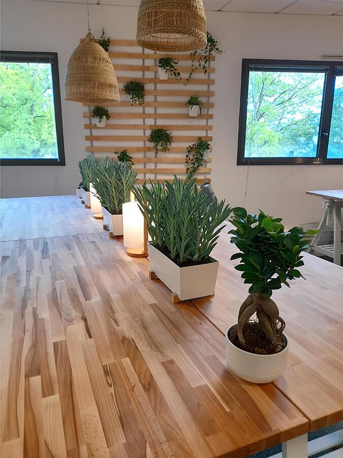bureaux espace partage proche nantes coethic