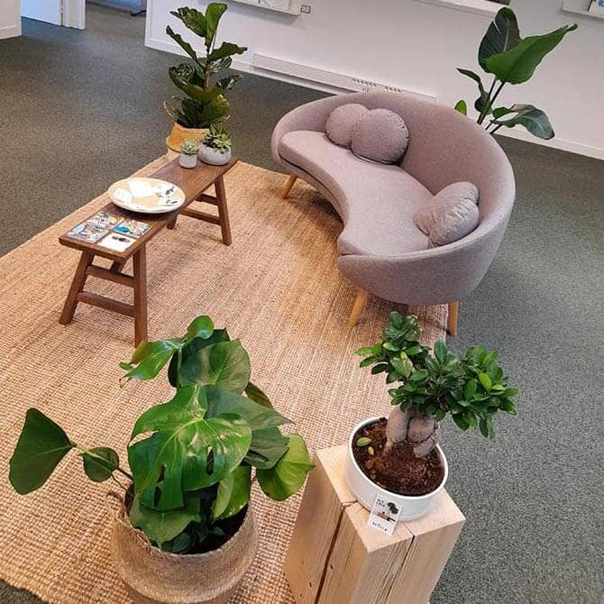 espace exposition coworking